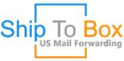 ShipToBox واحصل دولار هدية لشحن